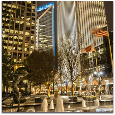 Charlotte NC City Guide featuring things to do, restaurants, shows, sports, discounts, and more