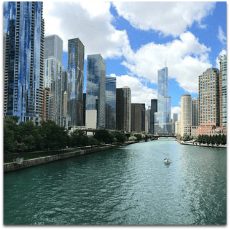 Chicago IL City Guide featuring things to do, restaurants, shows, sports, discounts, and more