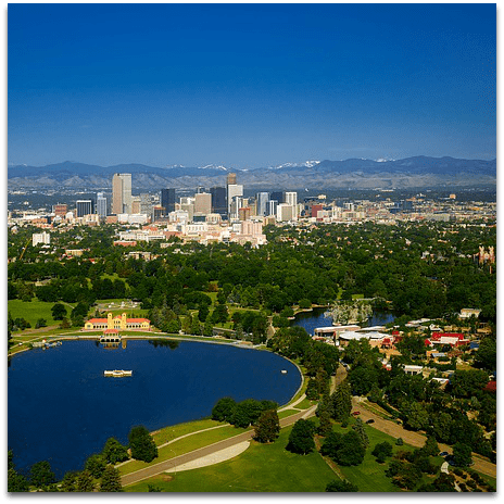 Denver CO City Guide featuring things to do, restaurants, shows, sports, discounts, and more