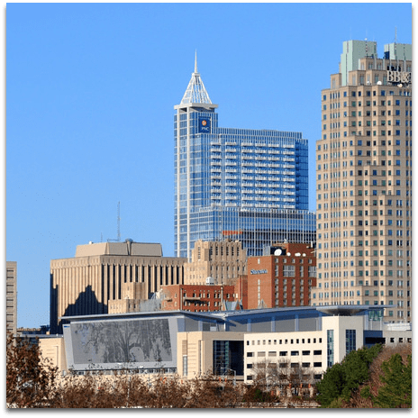 Raleigh-Durham NC City Guide featuring things to do, restaurants, shows, sports, discounts, and more