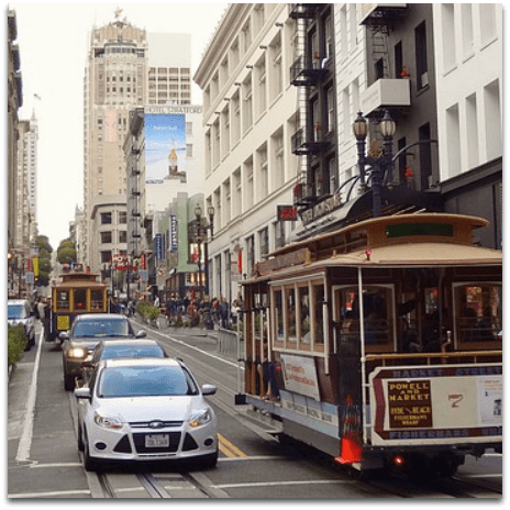 San Francisco CA City Guide featuring things to do, restaurants, shows, sports, discounts, and more