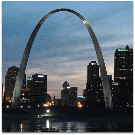 St Louis MO City Guide featuring things to do, restaurants, shows, sports, discounts, and more