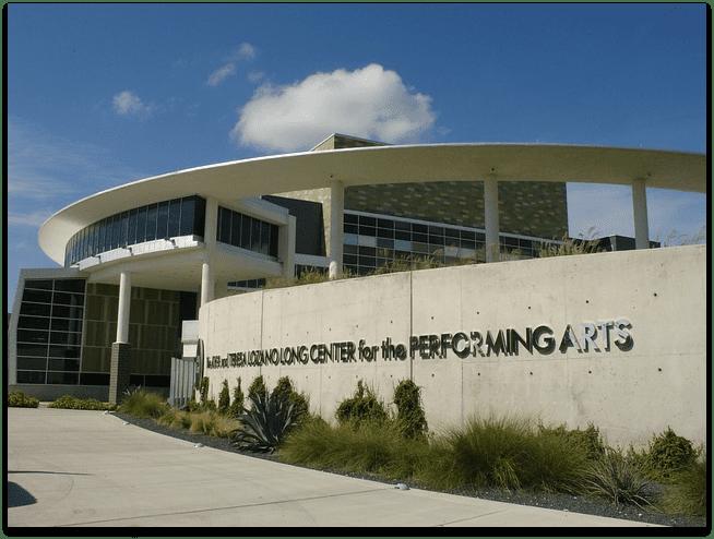 Long Center in Austin Texas