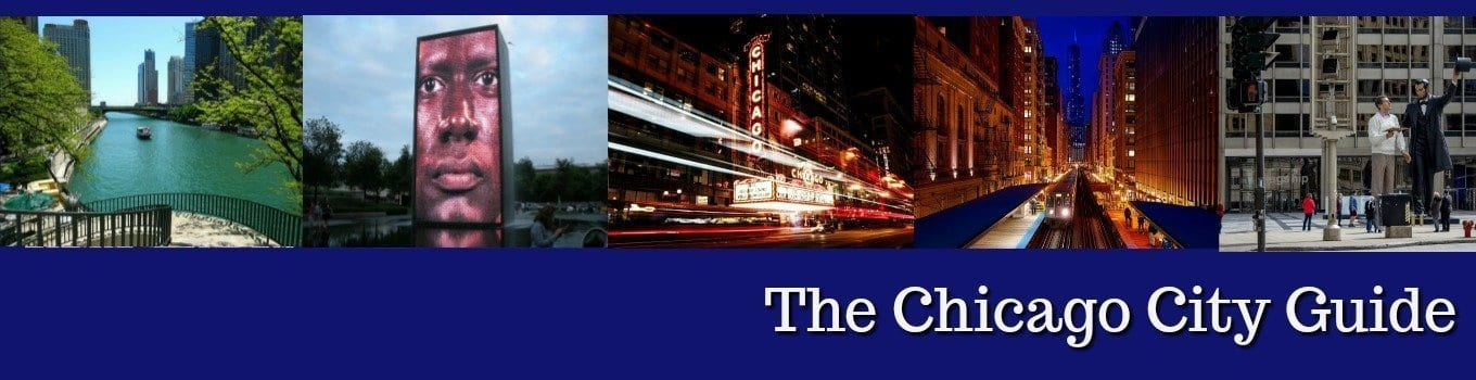 Chicago guide featuring events, activities, sports calendars, discounts, dining, and things to do