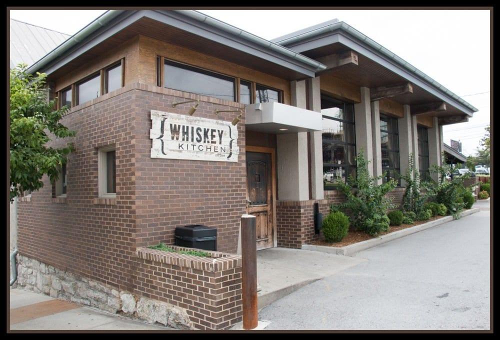 Whiskey Kitchen in Nashville, Tennessee