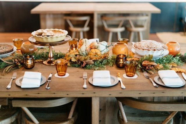 Where to eat in Austin on Thanksgiving