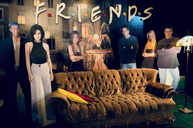 """A """"Friends"""" Themed Bar Opens in Chicago"""