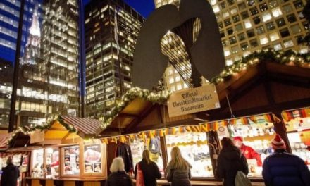 Christkindlmarket at Daley Plaza