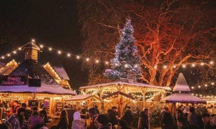 Spirit of Christmas All Over London