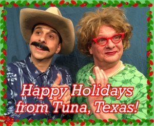 City Players A Tuna Christmas in Austin