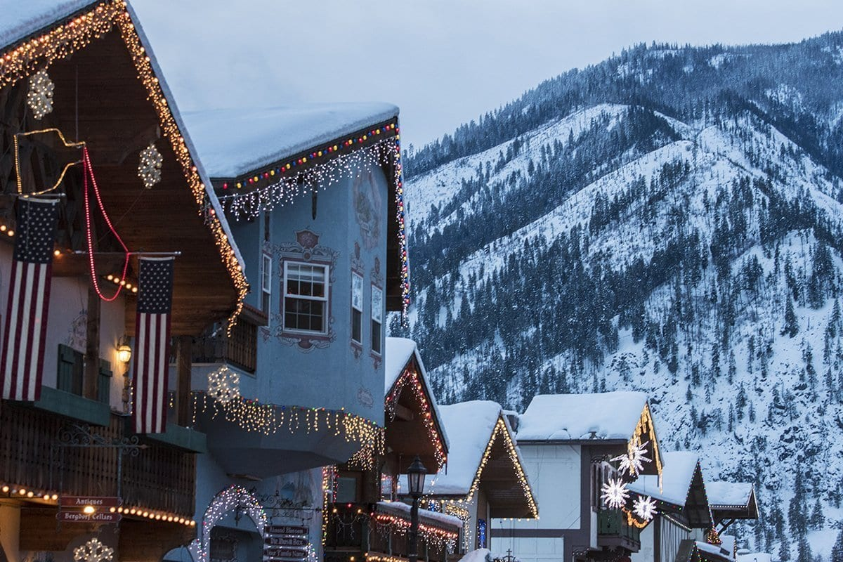 Leavenworth winter activities