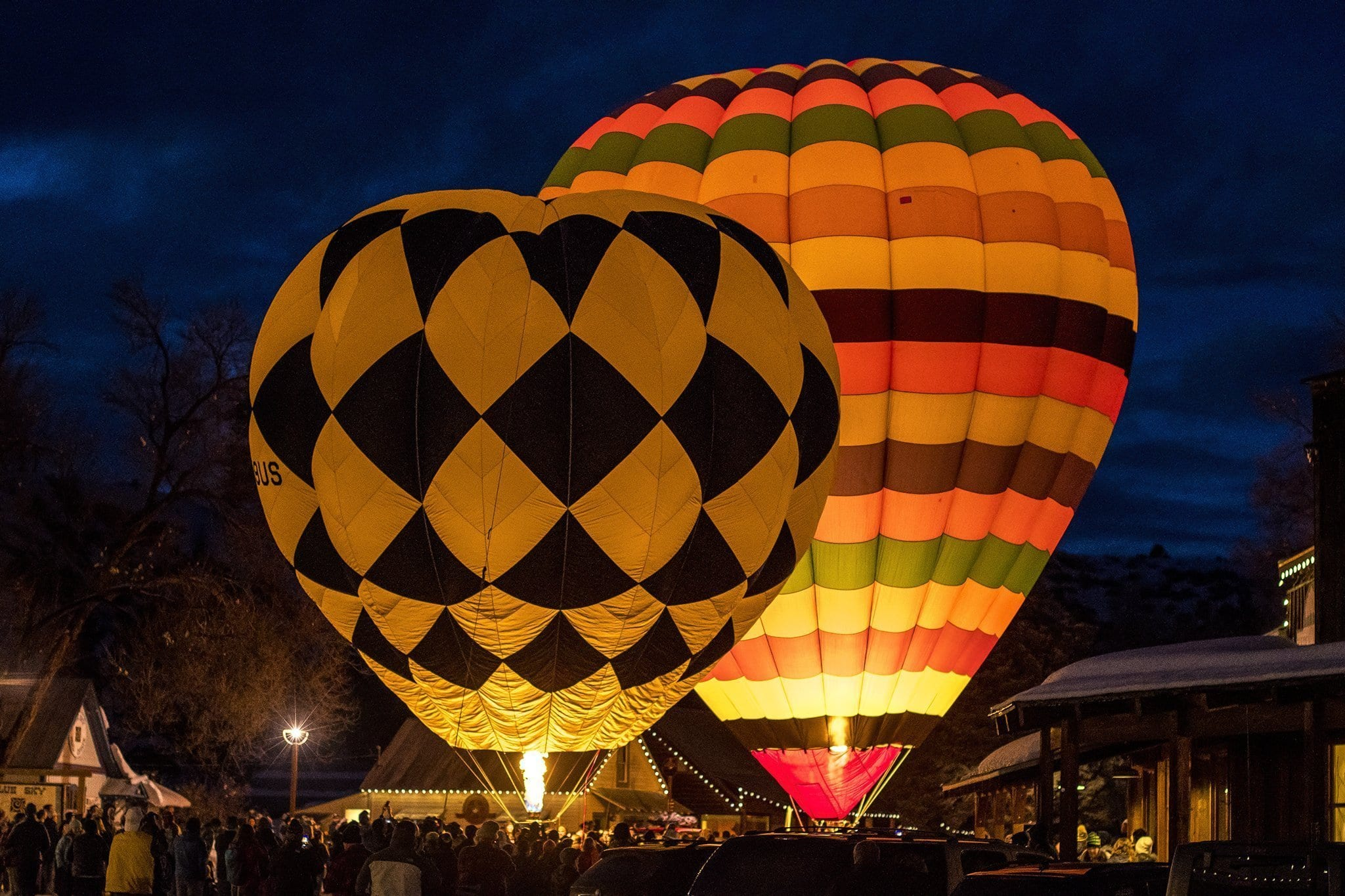 Winthrop Hot Air Balloon Festival