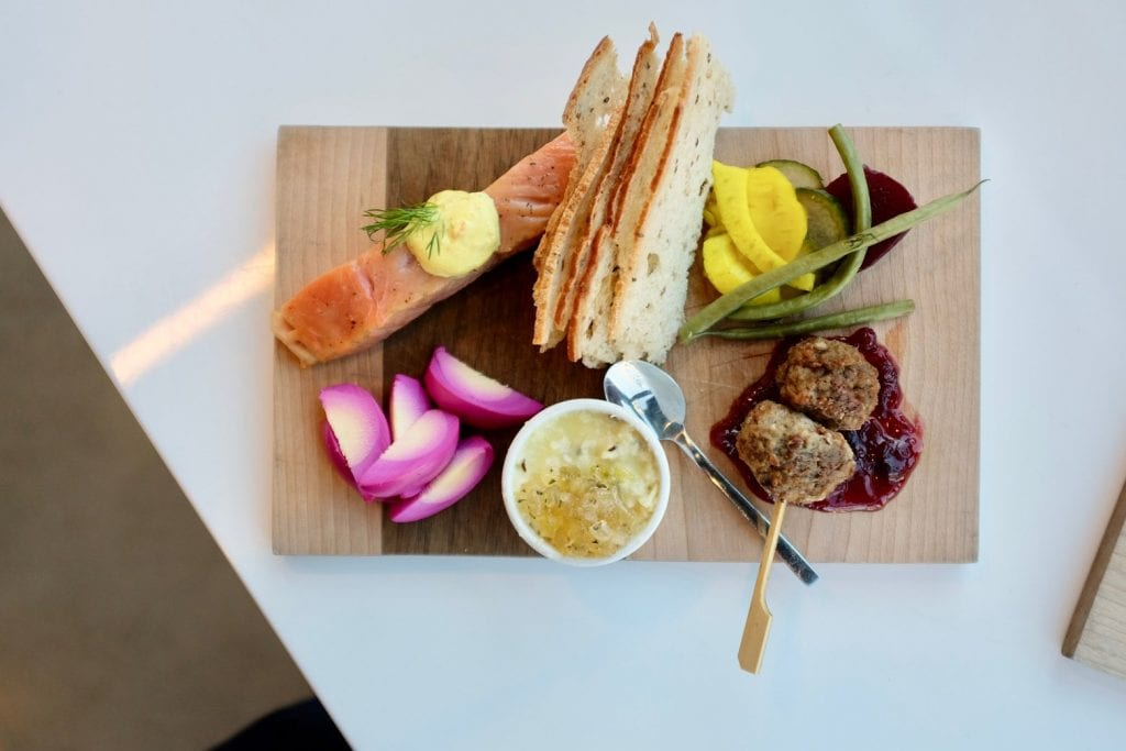 Scandinavian cuisine in Seattle