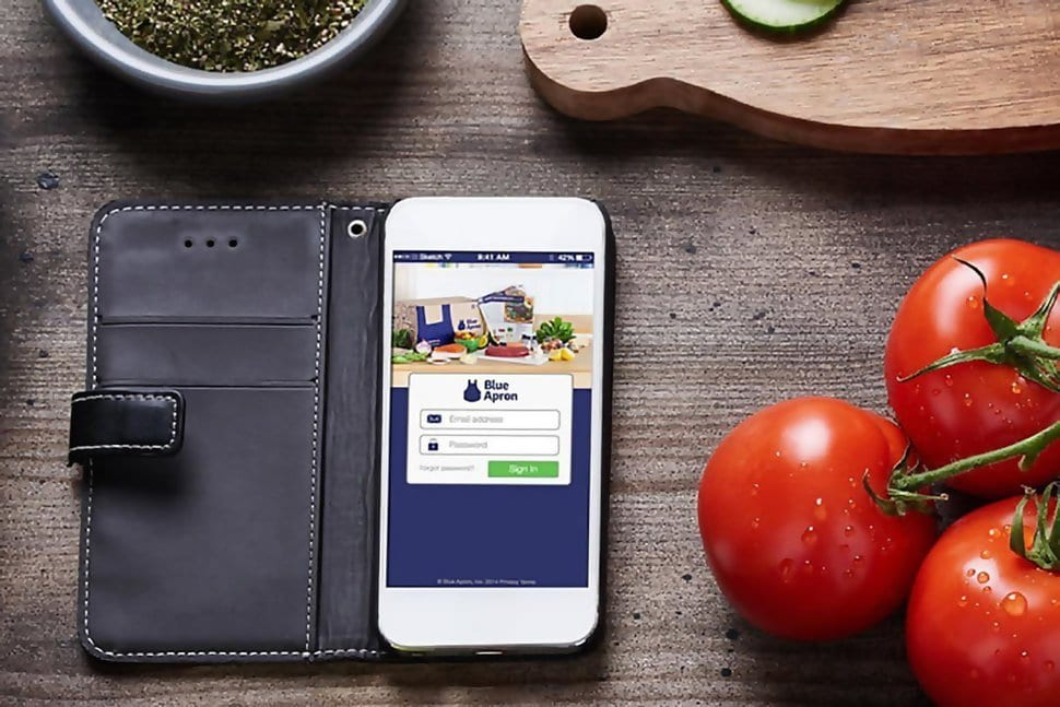 Home Meal Delivery - Blue Apron and Beyond