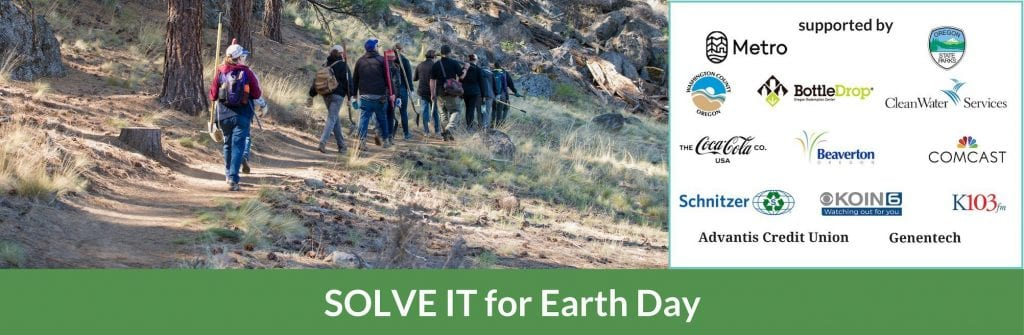 SOLVE IT 2019 Earth Day Events