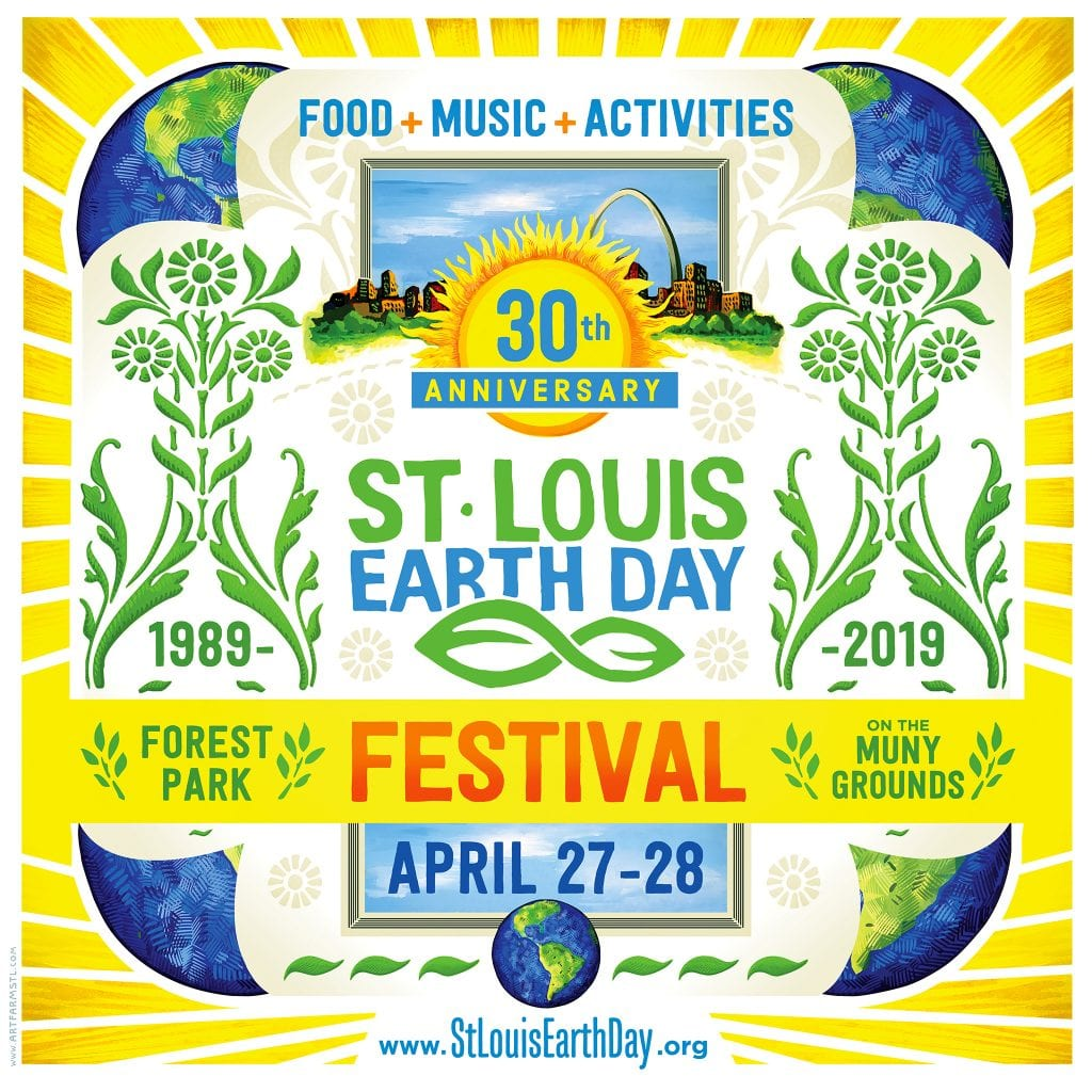 St. Louis Earth Day 2019