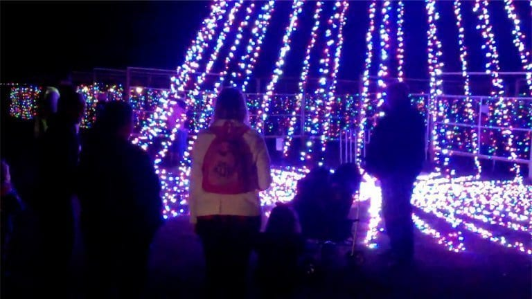 christmas events round rock, austin area holiday events, christmas towne round rock