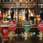 Top Five on the London Pubs List
