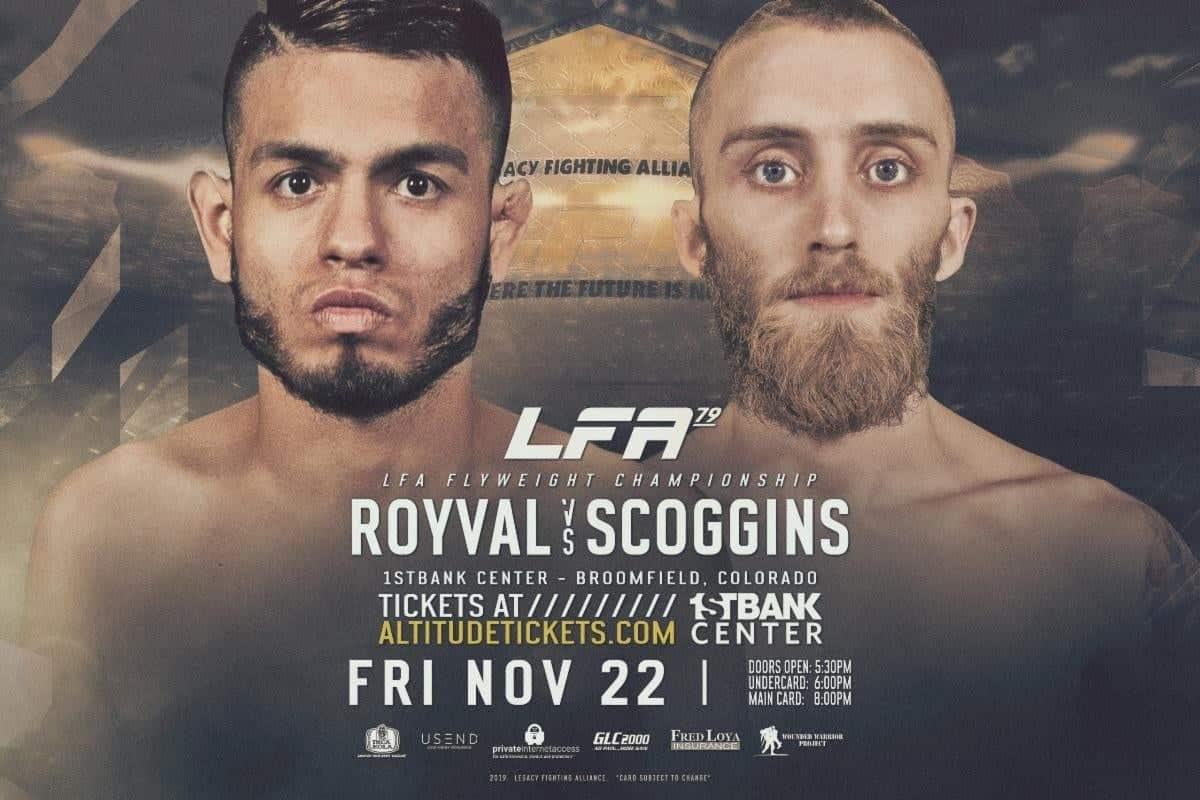 LFA, Mixed Martial Arts, MMA events, LFA events, Denver MMA