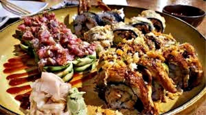 best sushi in raleigh, Wajari Japanese in Raleigh, best Japanese food in Raleigh, best sushi rolls Raleigh area