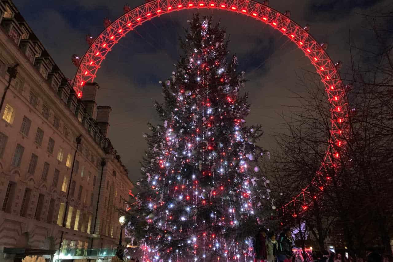 London pantos, Christmas London
