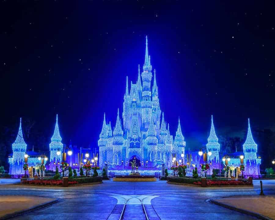 Walt Disney World Christmas Orlando