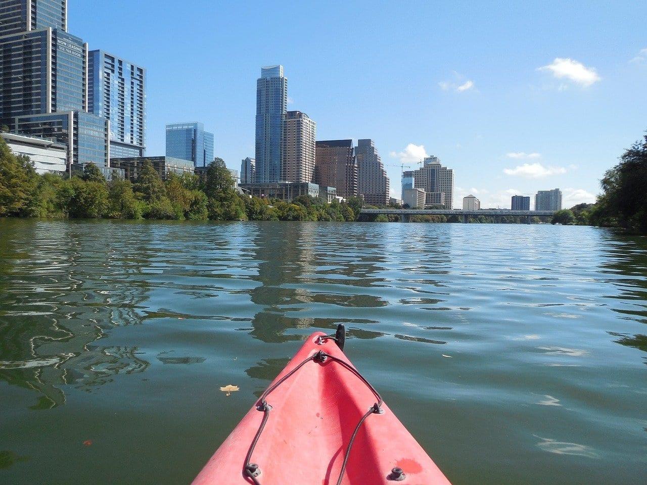 Austin Texas, Lady Bird Lake