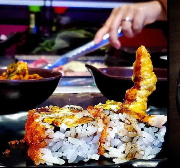 Izziban sushi orlando, best sushi Orlando