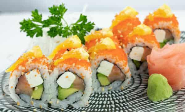 sushi in Orlando