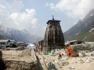 Kedarnath disaster India, Kedarnath floods