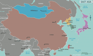 East Asia, Coronavirus in East Asia