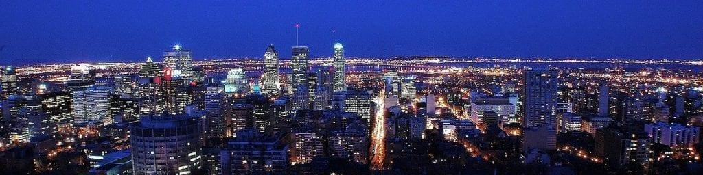 Montreal Canada, coronavirus in Canada