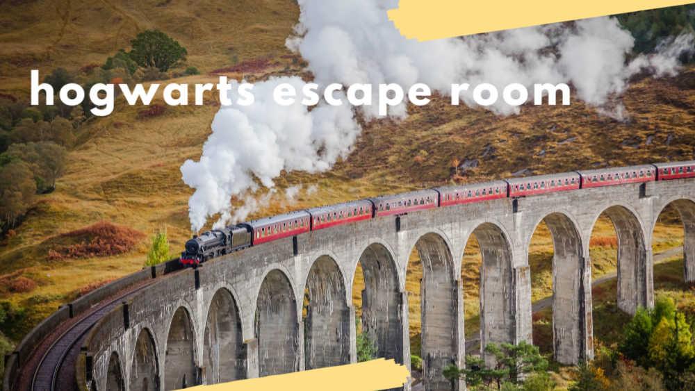 online escape room, hogwarts escape room, online escape room, free escape room