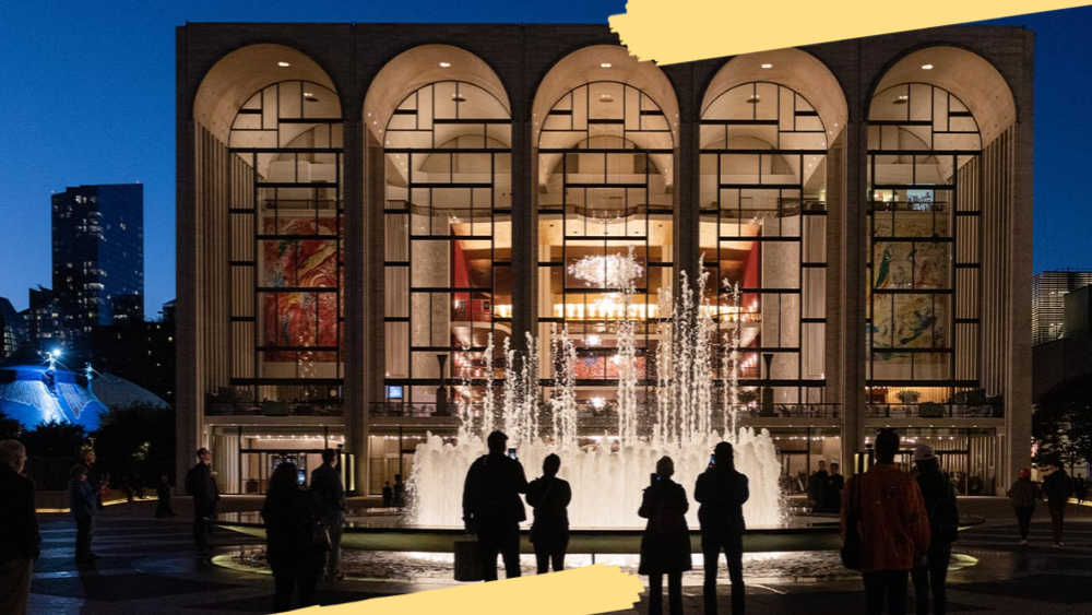 Metropolitan Opera, The Met at home gala, opera online