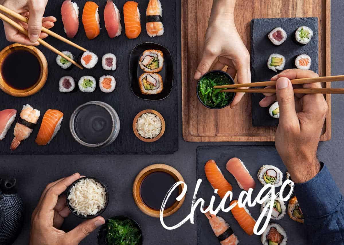 Best sushi in Chicago, Chicago sushi, sushi Chicago