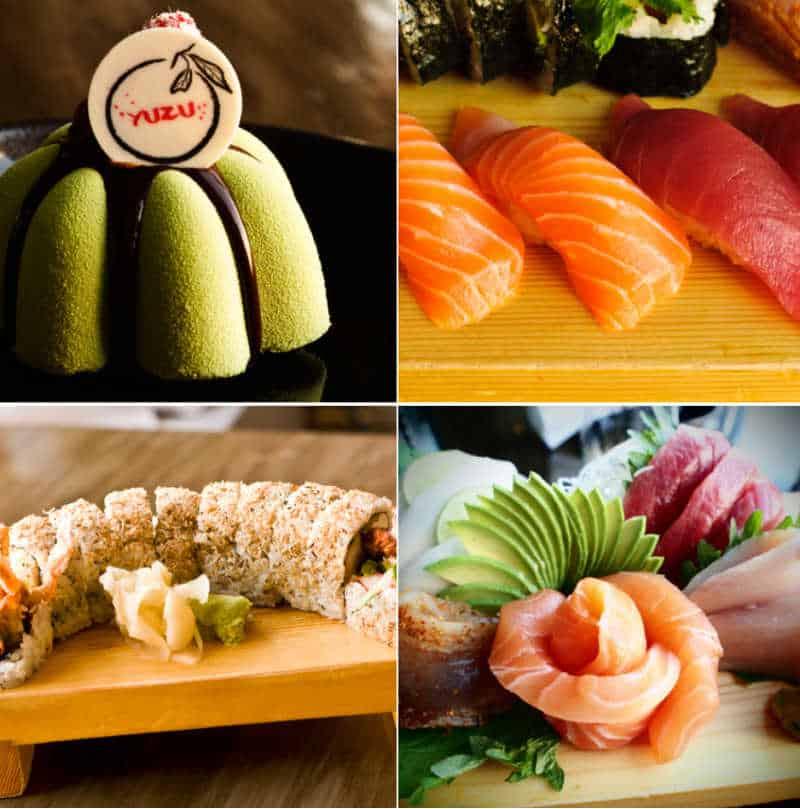 Yuzu Sushi Chicago, best sushi in Chicago, Chicago sushi spots