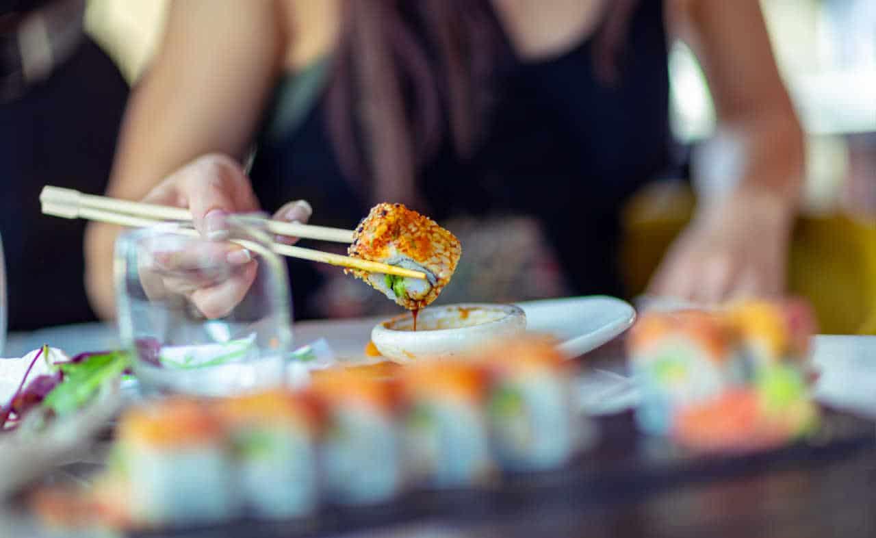 best sushi in Nashville, Nashville sushi spots, sushi in Nashville