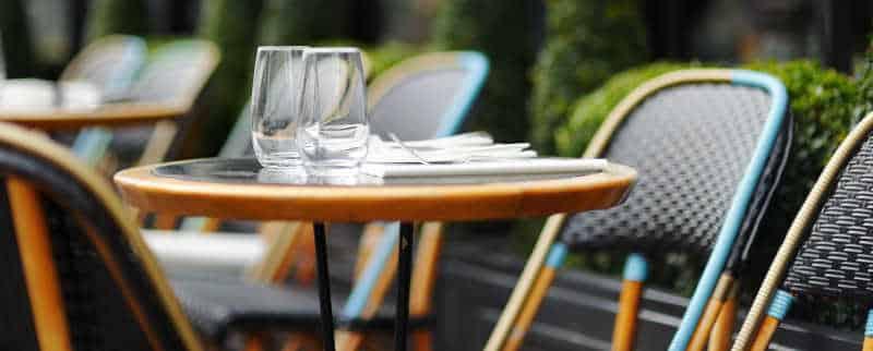 outdoor dining Austin
