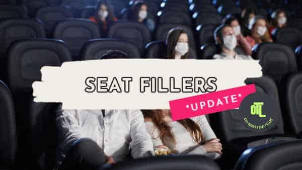 OTL Seat Fillers Update