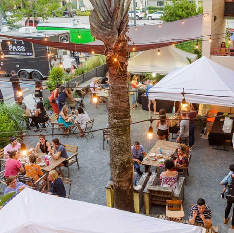 outdoor restaurants in Orlando, Orlando outdoor dining, Orlando outdoor restaurants