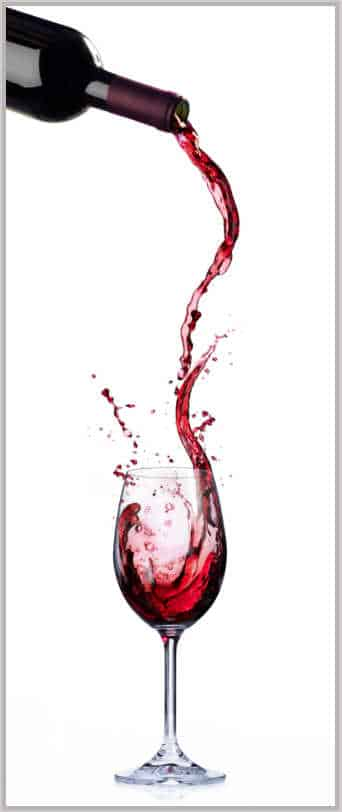 how much wine in a bottle, wine pours, basics of wine