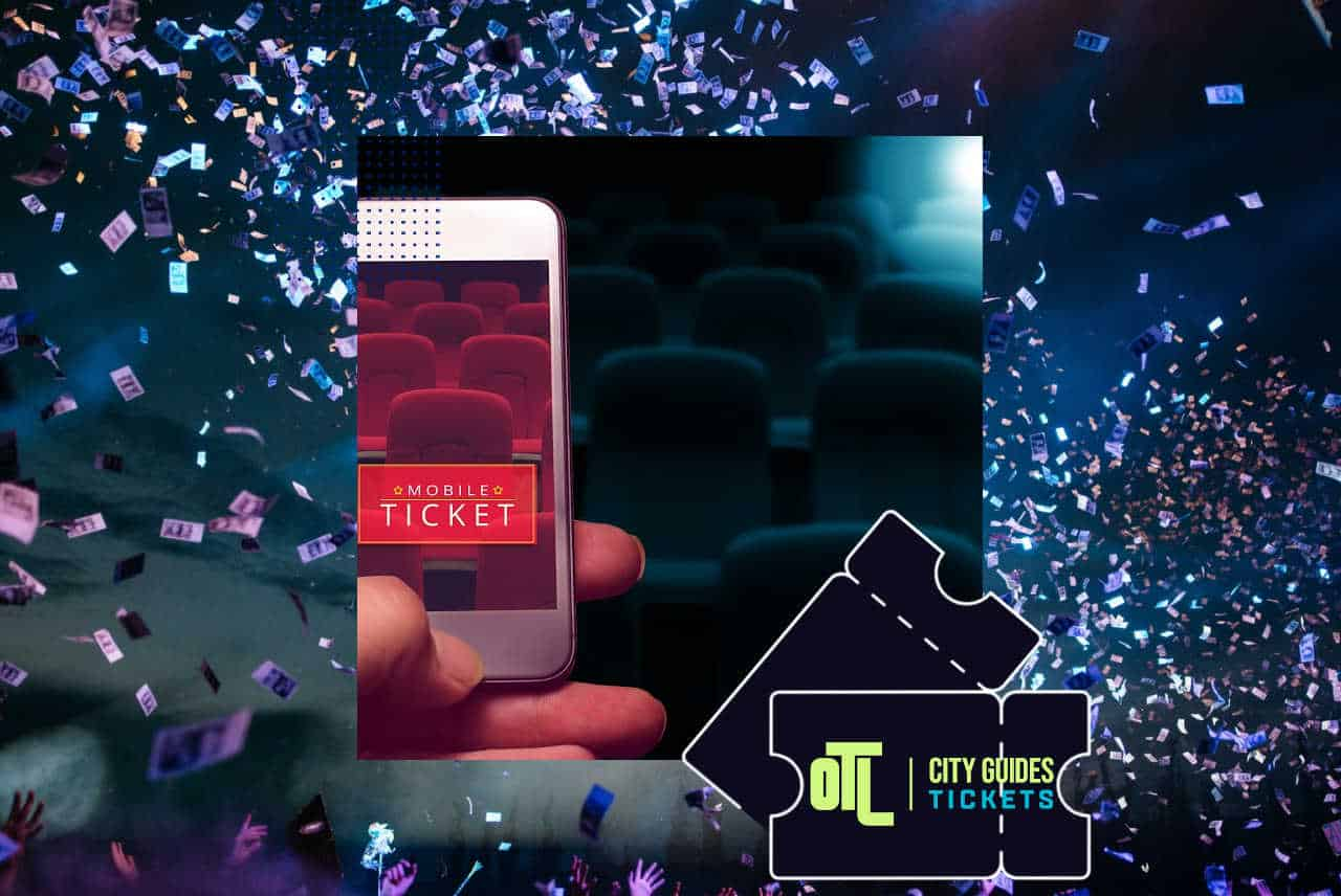 OTL City Guides tickets, buy tickets, buy tickets online, city guides tix