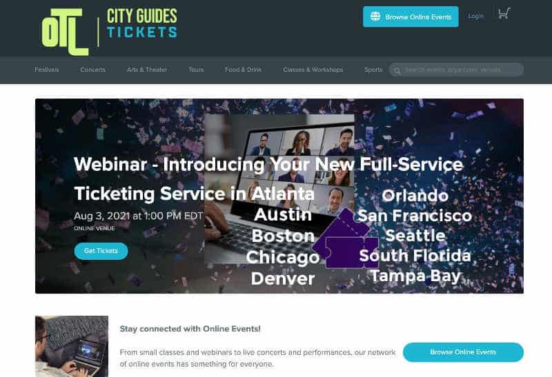 sell tickets, how to sell tickets online, selling tickets online