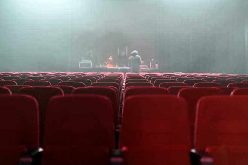theater rehearsals, theaters reopening near me